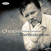 Album artwork for Chopin: Preludes, Sonata no. 3 (Demidenko)