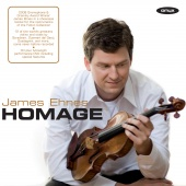 Album artwork for James Ehnes: Homage