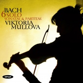 Album artwork for Bach: 6 Solo Sonatas & Partitas / Mullova