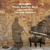 Album artwork for Brahms: Piano Quartet No. 2, Clarinet Trio (Nash)