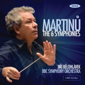 Album artwork for Martinu°: The Six Symphonies