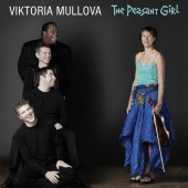 Album artwork for Viktoria Mullova: The Peasant Girl