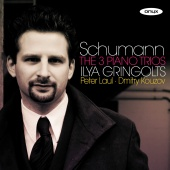 Album artwork for Schumann: The 3 Piano Trios