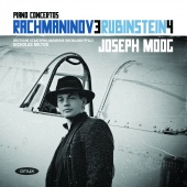 Album artwork for Rachmaninov:Piano Concerto 3, Rubinstein 4