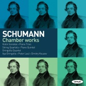 Album artwork for Schumann: Chamber Works / Nash Ensemble