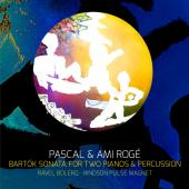 Album artwork for BARTOK. Sonata for 2 Pianos. Roge/Roge