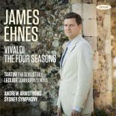 Album artwork for Vivaldi: Four Seasons / James Ehnes