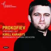 Album artwork for PROKOFIEV. Symphonies Nos.3 & 7. Bournemouth SO/Ka