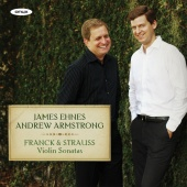 Album artwork for FRANCK. STRAUSS. Violin Sonatas. Ehnes/Armstrong
