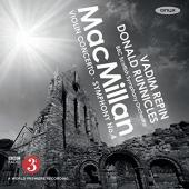 Album artwork for MacMillan: Violin Concerto / Symphony No. 4