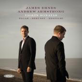 Album artwork for James Ehnes Plays Debussy, Elgar Sonatas