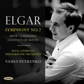 Album artwork for Elgar: Symphony #2 / Petrenko