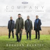 Album artwork for Company / Borusan Quartet