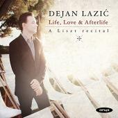 Album artwork for Liszt: Life, Love & Afterlife