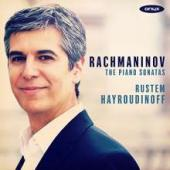 Album artwork for Rachmaninov: The Piano Sonatas