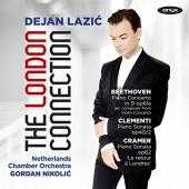 Album artwork for The London Connection / Dejan Lazic