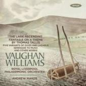 Album artwork for Ralph Vaughan Williams: Fantasia on a Theme by Tal