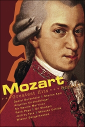 Album artwork for MOZART GREATEST HITS