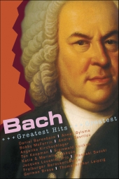 Album artwork for BACH GREATEST HITS