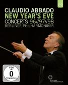 Album artwork for New Year's Eve Concerts (BluRay) / Abbado, BPO