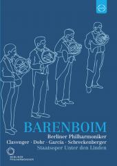 Album artwork for BARENBOIM & BERLINER PHILHARMONIKER