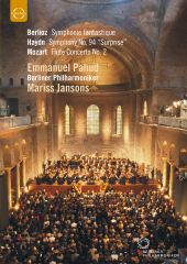 Album artwork for Europa Concert 2001 at Istanbul: Berlioz, Mozart,