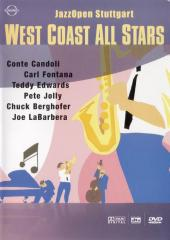 Album artwork for WEST COAST ALL STARS