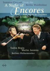Album artwork for A NIGHT OF ENCORES / Jansons