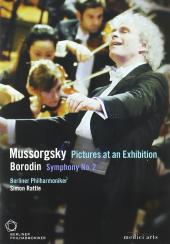 Album artwork for Mussorgsky: Pictures at an Exhibition / Borodin: S