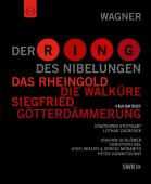 Album artwork for Wagner: Der Ring des Nibelungen (BluRay)