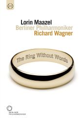 Album artwork for Wagner: The Ring Without Words / Maazel