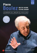 Album artwork for Pierre Boulez: Inheriting the Future of Music