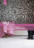 Album artwork for Gala Concerts from Vienna, Berlin & Dresden