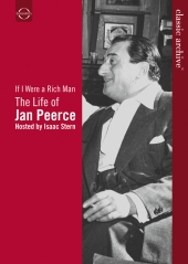 Album artwork for If I Were a Rich Man - The Life of Jan Peerce