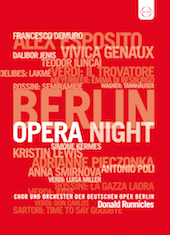 Album artwork for Berlin Opera Night 2011