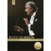 Album artwork for Sergiu Celibidache DVD Collection