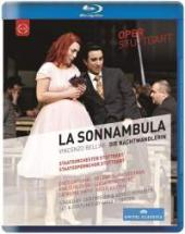 Album artwork for LA SONNAMBULA (BLURAY)
