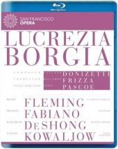 Album artwork for Donizetti: Lucrezia Borgia / Fleming