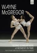 Album artwork for Wayne McGregor:Two films by Catherine Maximoff