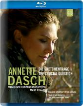 Album artwork for Crucial Question (BluRay) / Annette Dasch