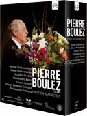 Album artwork for Pierre Boulez Box Emotion and Analysis