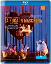 Album artwork for Spontini: La Fuga in Mascera (BluRay)
