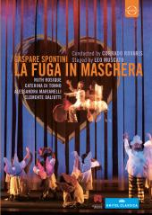 Album artwork for Spontini: La Fuga in Mascera