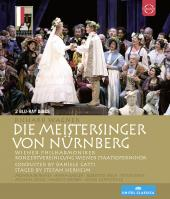 Album artwork for Wagner: Die Meistersinger von Nürnberg (BluRay)