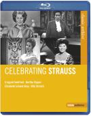 Album artwork for CELEBRATING STRAUSS (BLURAY)