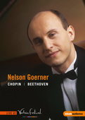Album artwork for Nelson Goerner: Solo piano Recital / Verbier 2009