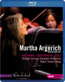 Album artwork for Martha Argerich: Beethoven, Shostakovich, Bizet