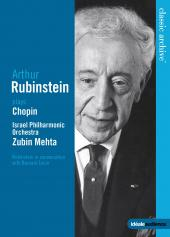 Album artwork for Artur rubinstein plays Chopin