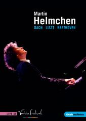 Album artwork for Martin Helmchen: Bach / Liszt / Beethoven