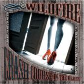 Album artwork for Wildfire Crash Course in the Blues